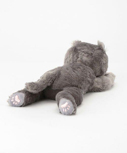 MONO COMME CA / モノコムサ その他 | 抱きぬいぐるみ 猫 | 詳細3
