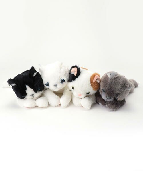 MONO COMME CA / モノコムサ その他 | 抱きぬいぐるみ 猫 | 詳細4