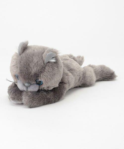 MONO COMME CA / モノコムサ その他 | 抱きぬいぐるみ 猫(ロシアンブルー)