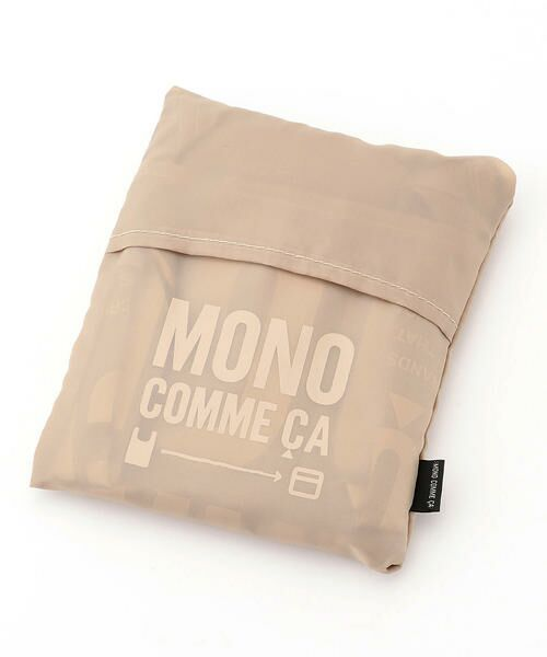 MONO COMME CA / モノコムサ エコバッグ   〈カラバリ豊富!〉 エコバッグ コンパクト   詳細7