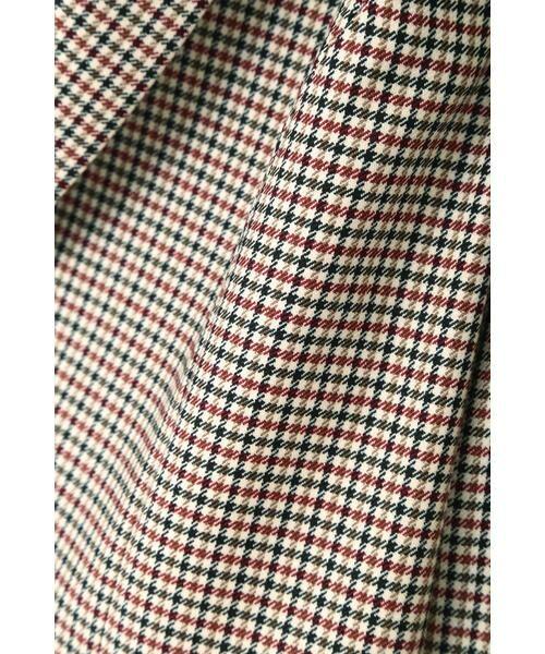 NATURAL BEAUTY / ナチュラルビューティー テーラードジャケット   ガンクラブチェックジャケット   詳細1