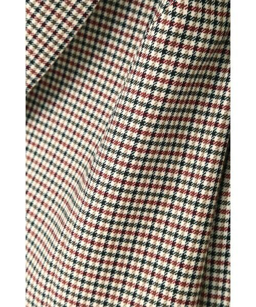 NATURAL BEAUTY / ナチュラルビューティー テーラードジャケット   ガンクラブチェックジャケット   詳細8