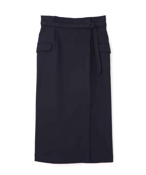 NATURAL BEAUTY / ナチュラルビューティー スカート   アイスコットンタイトスカート   詳細12
