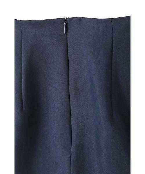 NATURAL BEAUTY BASIC / ナチュラルビューティーベーシック スカート | ウエストリボンタイトスカート | 詳細13