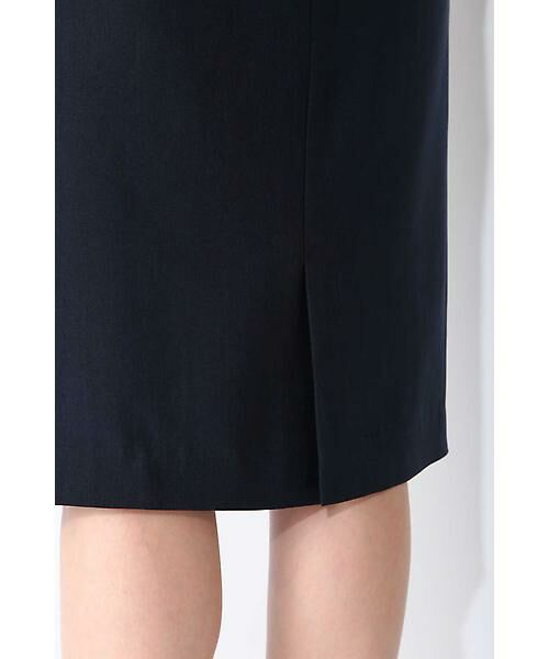 NATURAL BEAUTY BASIC / ナチュラルビューティーベーシック スカート | ウエストリボンタイトスカート | 詳細9