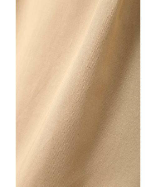NATURAL BEAUTY BASIC / ナチュラルビューティーベーシック スカート | ウエストリボンタイトスカート | 詳細17