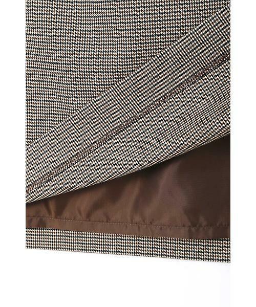 NATURAL BEAUTY BASIC / ナチュラルビューティーベーシック スカート | ベルテッドストレートスカート | 詳細13