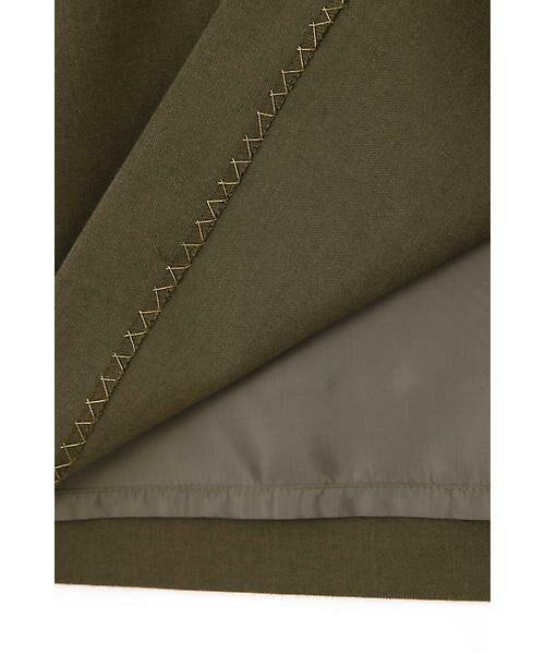 NATURAL BEAUTY BASIC / ナチュラルビューティーベーシック スカート | ベルテッドストレートスカート | 詳細15