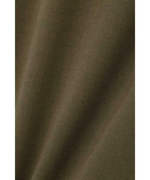 NATURAL BEAUTY BASIC / ナチュラルビューティーベーシック スカート | ベルテッドストレートスカート | 詳細22