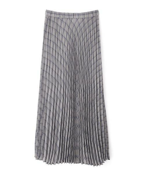 NATURAL BEAUTY BASIC / ナチュラルビューティーベーシック スカート | [洗える]チェックプリーツスカート◆ | 詳細12