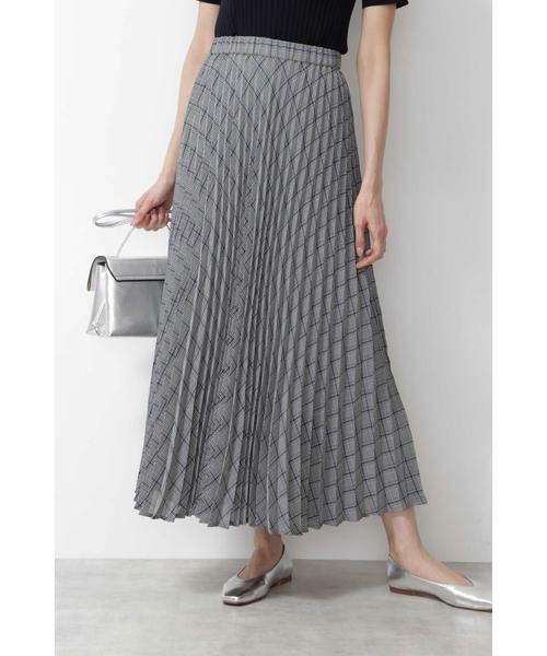 NATURAL BEAUTY BASIC / ナチュラルビューティーベーシック スカート | [洗える]チェックプリーツスカート◆ | 詳細13