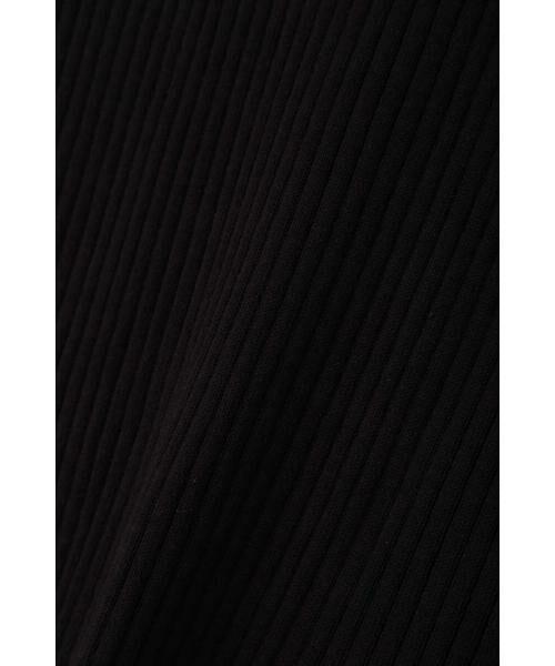 NATURAL BEAUTY BASIC / ナチュラルビューティーベーシック ニット・セーター | [洗える]キーネックリブニット | 詳細21