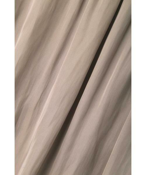 NATURAL BEAUTY BASIC / ナチュラルビューティーベーシック シャツ・ブラウス   [洗える]サテンフレアスリーブブラウス   詳細15