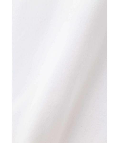 NATURAL BEAUTY BASIC / ナチュラルビューティーベーシック Tシャツ | |steady. 11月号掲載|ラウンドヘムロンT | 詳細9