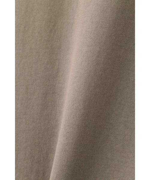 NATURAL BEAUTY BASIC / ナチュラルビューティーベーシック Tシャツ | |steady. 11月号掲載|ラウンドヘムロンT | 詳細19