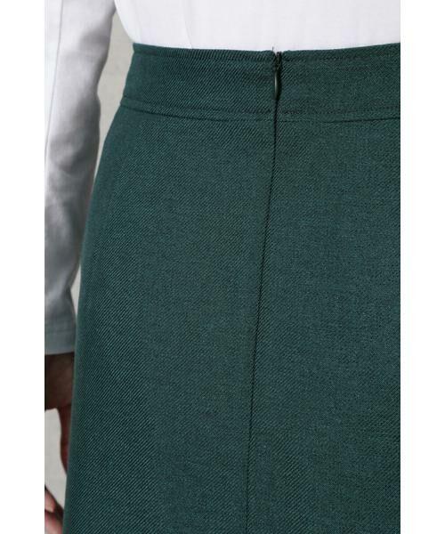 NATURAL BEAUTY BASIC / ナチュラルビューティーベーシック スカート | ライトツイードAラインスカート | 詳細23