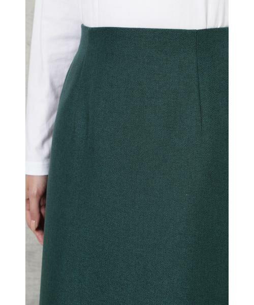 NATURAL BEAUTY BASIC / ナチュラルビューティーベーシック スカート | ライトツイードAラインスカート | 詳細21
