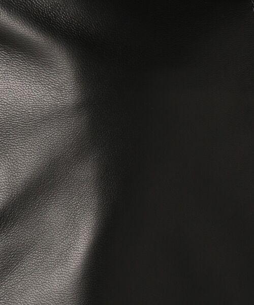 23区 / ニジュウサンク ノーカラージャケット | 【25周年アイテム】シープレザージャケット | 詳細17