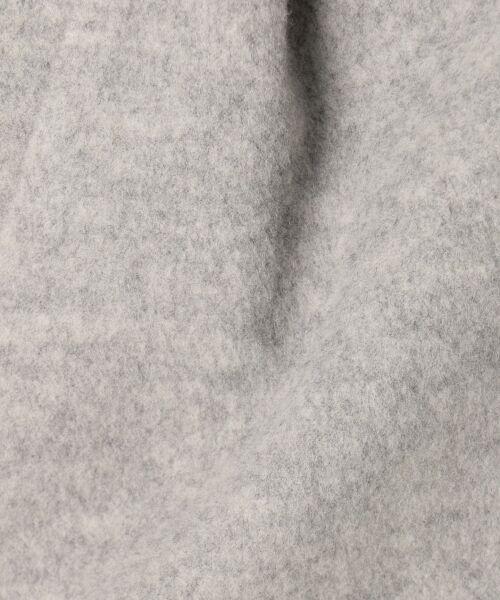 23区 / ニジュウサンク その他アウター | ソフトコンプレストスムース コート | 詳細18