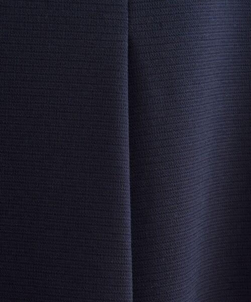 23区 / ニジュウサンク ミニ・ひざ丈スカート | 【セットアップ対応】コットングログランジャージー スカート | 詳細9