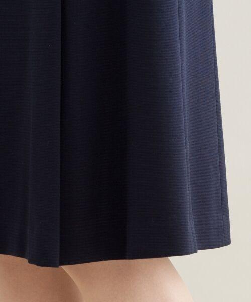 23区 / ニジュウサンク ミニ・ひざ丈スカート | 【セットアップ対応】コットングログランジャージー スカート | 詳細10