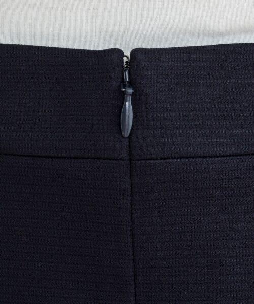 23区 / ニジュウサンク ミニ・ひざ丈スカート | 【セットアップ対応】コットングログランジャージー スカート | 詳細11