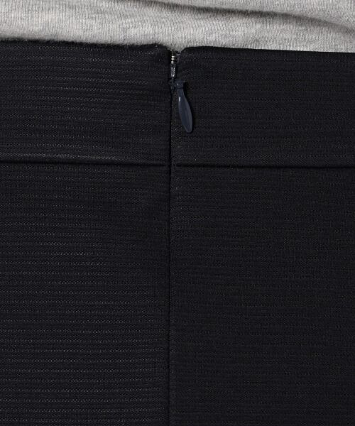 23区 / ニジュウサンク ミニ・ひざ丈スカート | 【セットアップ対応】コットングログランジャージー スカート | 詳細18
