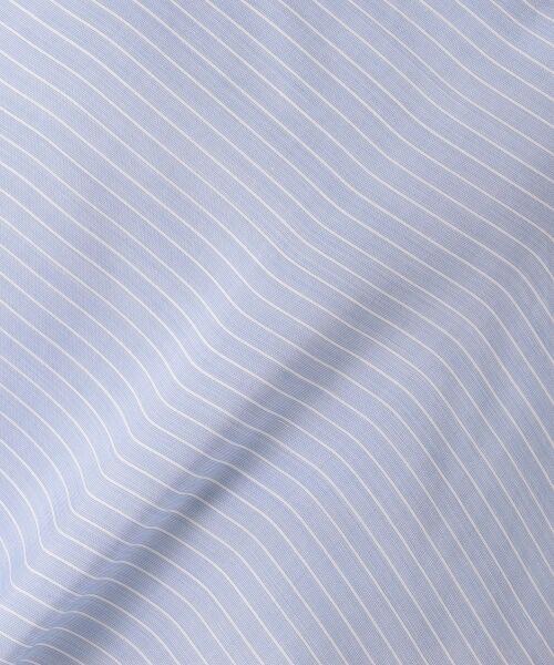 23区 / ニジュウサンク シャツ・ブラウス | 【洗える】キュプラストライプ ブラウス | 詳細14