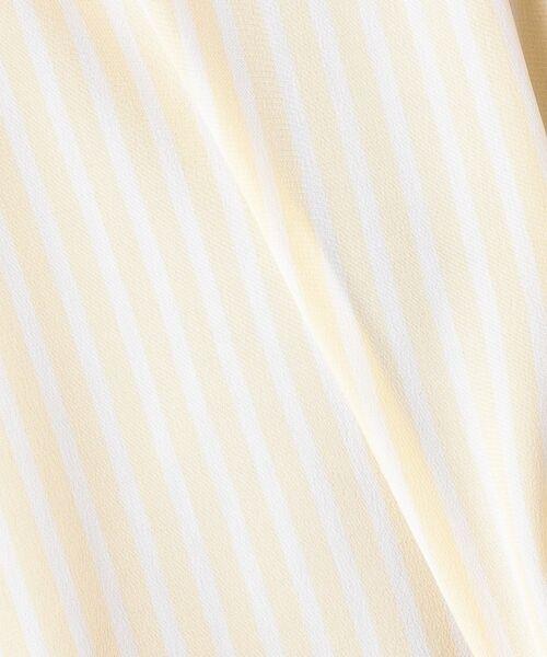 23区 / ニジュウサンク シャツ・ブラウス | 【洗える】サンドウォッシュシルク ブラウス | 詳細9