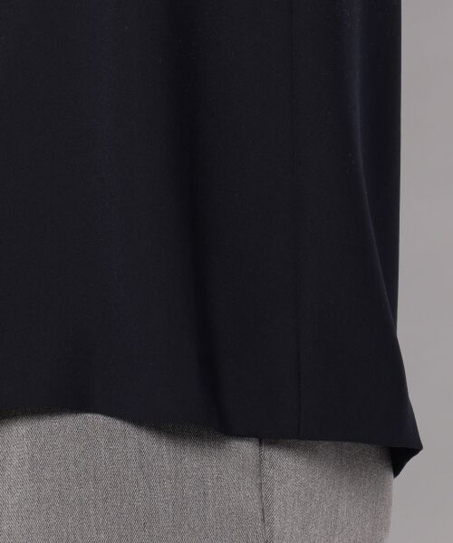 23区 / ニジュウサンク シャツ・ブラウス | 【洗える】ラダーレースコンビ ブラウス | 詳細8