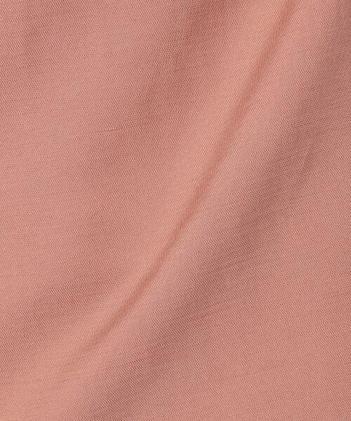 23区 / ニジュウサンク トップス | 【洗える】リネンレーヨンツイル ブラウス | 詳細9