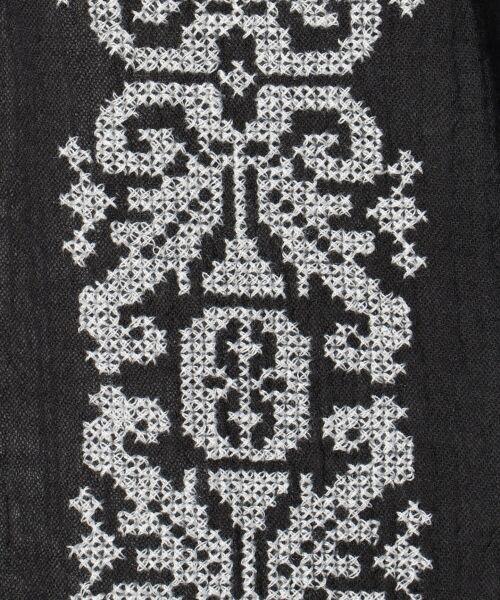 23区 / ニジュウサンク シャツ・ブラウス | 【洗える】コットンクレープエンブロイダリー ブラウス | 詳細11