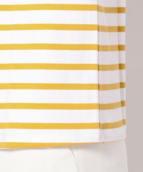 23区 / ニジュウサンク Tシャツ | 【洗える】ボーダーミックスTEE カットソー | 詳細9