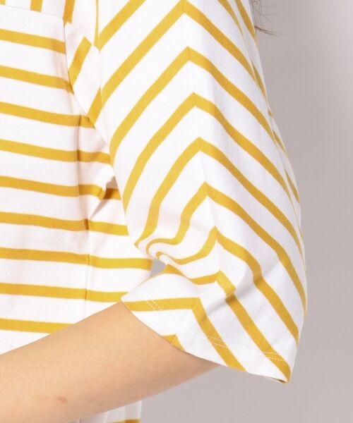 23区 / ニジュウサンク Tシャツ | 【洗える】ボーダーミックスTEE カットソー | 詳細4
