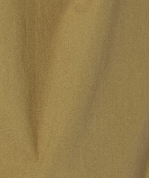 23区 / ニジュウサンク トップス | 【洗える】コットンタイプライター ブラウス | 詳細12