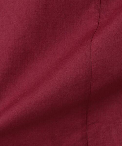 23区 / ニジュウサンク トップス | 【洗える】Canclini ローンシャーティング ブラウス | 詳細13