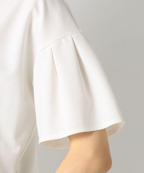 23区 / ニジュウサンク Tシャツ | 【洗える】キュプラモクロディ カットソー | 詳細6