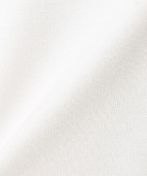23区 / ニジュウサンク Tシャツ | 【洗える】キュプラモクロディ カットソー | 詳細9