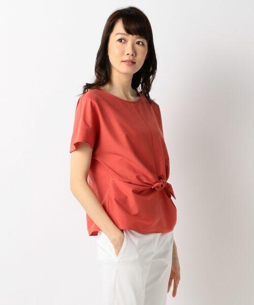 23区 / ニジュウサンク Tシャツ | 【UVケア】カールマイヤージャージー カットソー | 詳細5