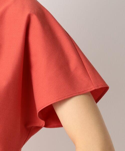 23区 / ニジュウサンク Tシャツ | 【UVケア】カールマイヤージャージー カットソー | 詳細9