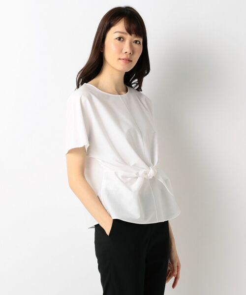 23区 / ニジュウサンク Tシャツ | 【UVケア】カールマイヤージャージー カットソー | 詳細19