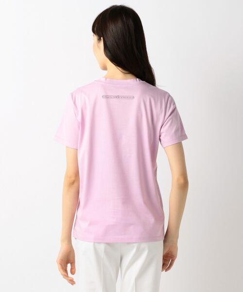 23区 / ニジュウサンク Tシャツ | 【洗える】TOILE de JOUY PRINT カットソー | 詳細9