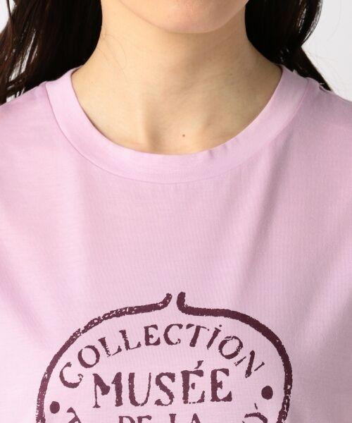 23区 / ニジュウサンク Tシャツ | 【洗える】TOILE de JOUY PRINT カットソー | 詳細10