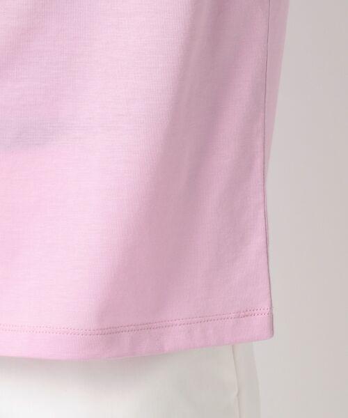 23区 / ニジュウサンク Tシャツ | 【洗える】TOILE de JOUY PRINT カットソー | 詳細12
