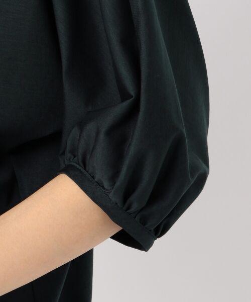 23区 / ニジュウサンク Tシャツ | 【洗える】ハイゲージジャージー カットソー | 詳細17