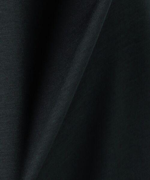 23区 / ニジュウサンク Tシャツ | 【洗える】ハイゲージジャージー カットソー | 詳細19