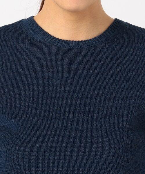 23区 / ニジュウサンク ニット・セーター | 【洗える】LI/CO リリヤーン ノースリーブ ニット | 詳細14