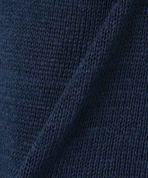 23区 / ニジュウサンク ニット・セーター | 【洗える】LI/CO リリヤーン ノースリーブ ニット | 詳細18