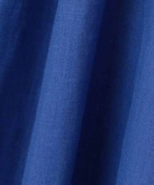 23区 / ニジュウサンク ミニ・ひざ丈スカート | 【洗える】LIBECOLINEN ロング スカート | 詳細6