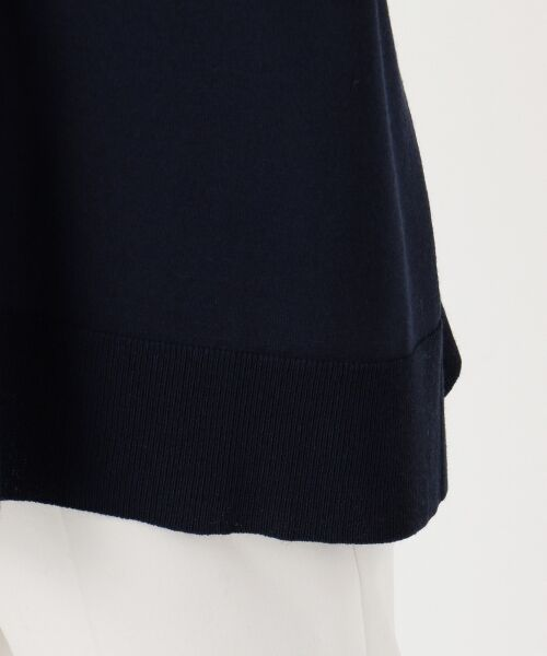 23区 / ニジュウサンク ニット・セーター | 【洗える】ドライウールブレンド リボンディティール ニット | 詳細21